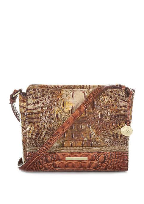 Brahmin Reed Carrie Crossbody Bag