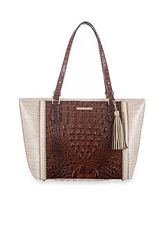 Brahmin Soriano Collection Medium Asher Tote