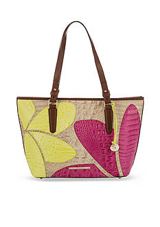 Brahmin Treasure Island Collection Asher Tote