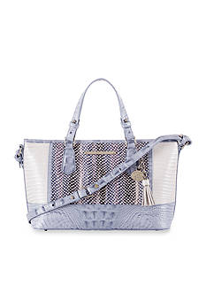 Brahmin Monroe Collection Mini Asher Satchel