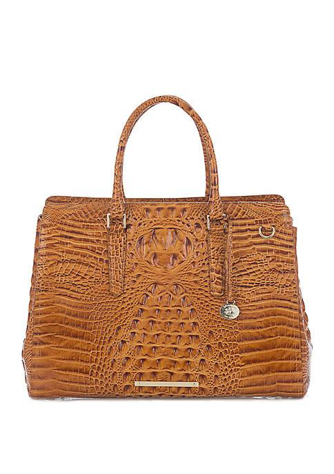Brahmin Finley Melbourne Carryall Bag