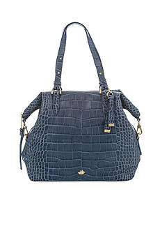 Brahmin Southcoast Group Delaney Tote Savannah Collection