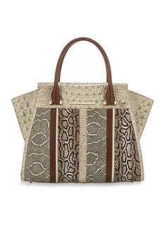 Brahmin Oleta Collection Priscilla Satchel