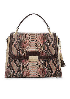 Brahmin Collins Collection Brinley Flap