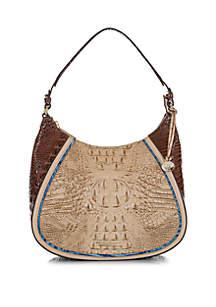 Brahmin Amira Santana Shoulder Bag
