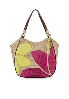 Brahmin Treausure Island Collection Marianna Tote