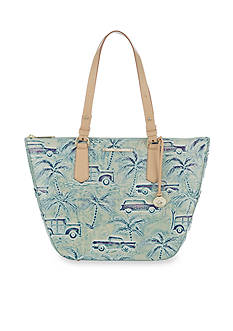 Brahmin Copa Cabana Collection Willa Carryall