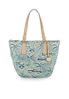 Brahmin Copa Cabana Collection Small Willa Carryall