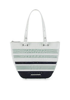 Brahmin Vineyard Collection Small Willa Carryall