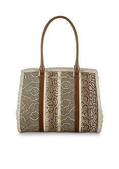 Brahmin Oleta Collection Alice Carryall Tote