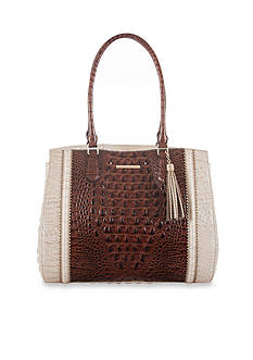 Brahmin Soriano Collection Alice Carryall Bag