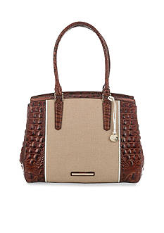 Brahmin Bel Harbor Collection Alice Carryall