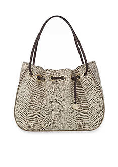 Brahmin Rhodes Collection Amy Drawstring Bag