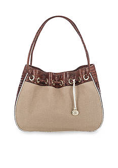 Brahmin Bel Harbour Collection Amy Drawstring Bag