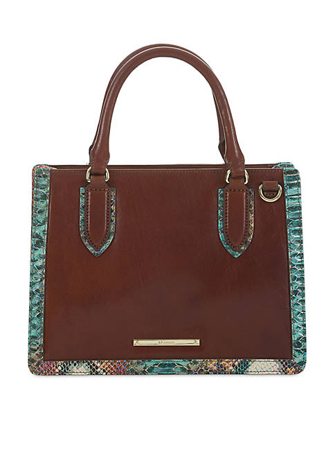 Brahmin Small Camille Satchel