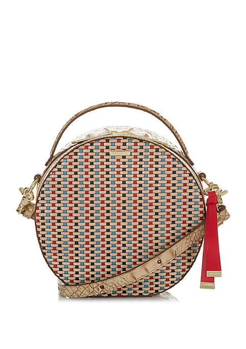 Brahmin Lane Santana Crossbody Bag