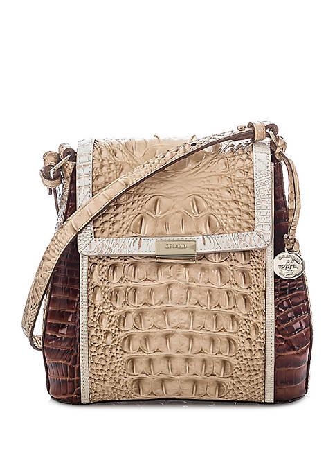 Brahmin Margo Leroy Crossbody Bag