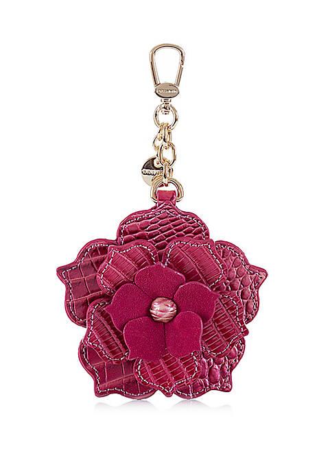 Brahmin Magnolia Levan Key Fob