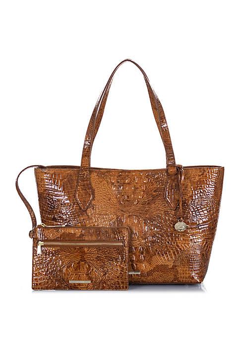 Brahmin Athena Melbourne Tote Bag