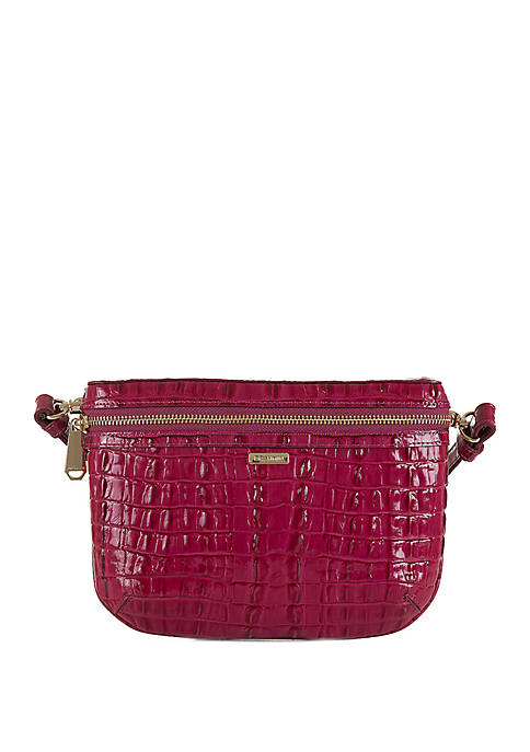 Brahmin La Scala Belt Bag