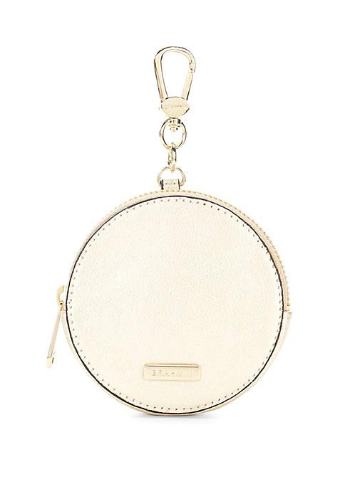 Brahmin Moonlit Circle Coin Purse
