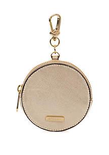 Moonlit Circle Coin Purse