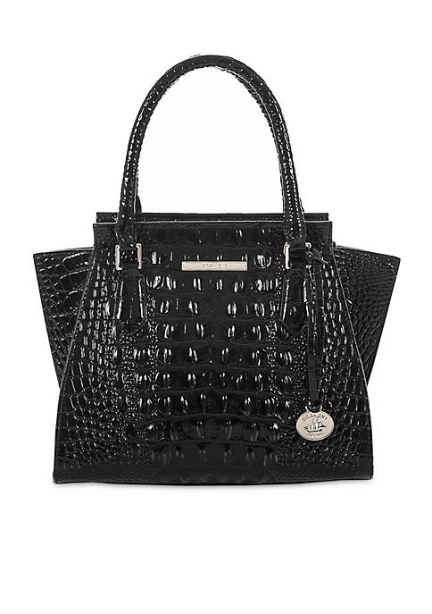Brahmin The Mini Priscilla Satchel