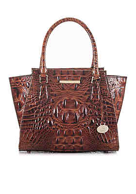 Brahmin The Mini Priscilla Satchel ... e7acc9fedd
