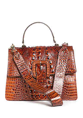 6c0176b465526 Brahmin Medium Francine Satchel ...