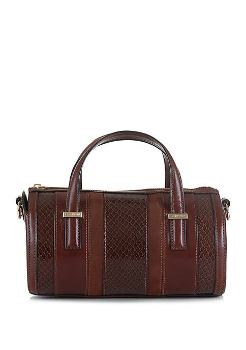 Brahmin Claire Windsor Satchel
