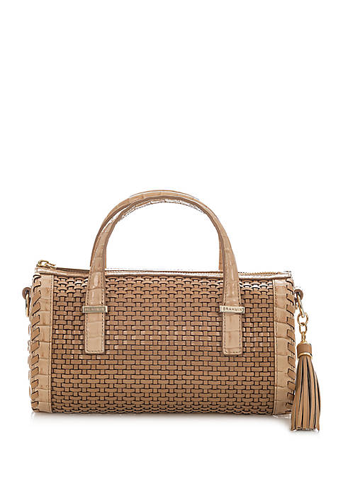 Brahmin Claire Dandridge Barrel Bag