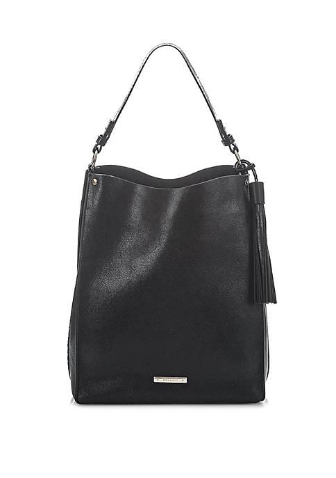 05cd170e66 Brahmin Nicolette Holmes Bucket Bag