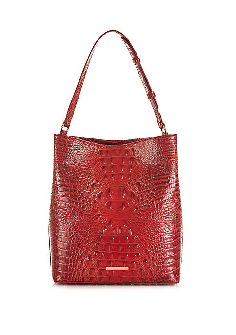 Brahmin Large Amelia Bucket Bag