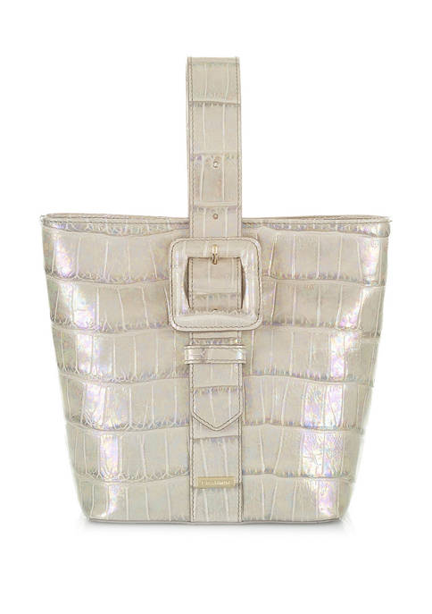Brahmin Faith Bucket Bag