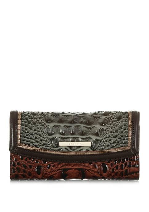 Brahmin Modern Checkbook Wallet