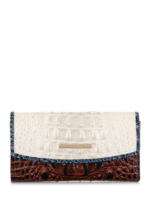 Brahmin Montgomery Modern Checkbook Wallet