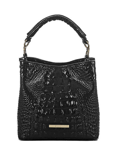 Brahmin Melbourne Mini Amelia Bucket Crossbody Bag