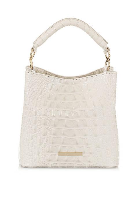 Brahmin Melbourne Mini Amelia Bucket Crossbody Bag