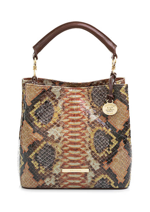 Brahmin Mini Amelia Bucket Bag