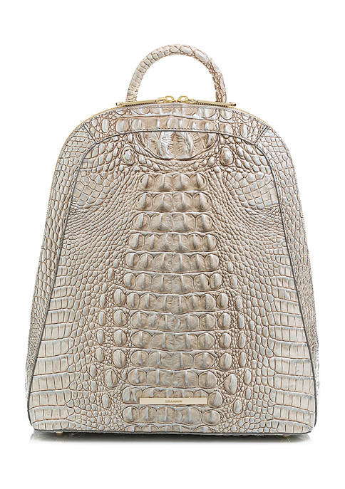 Brahmin Melbourne Large Rosemary Backpack
