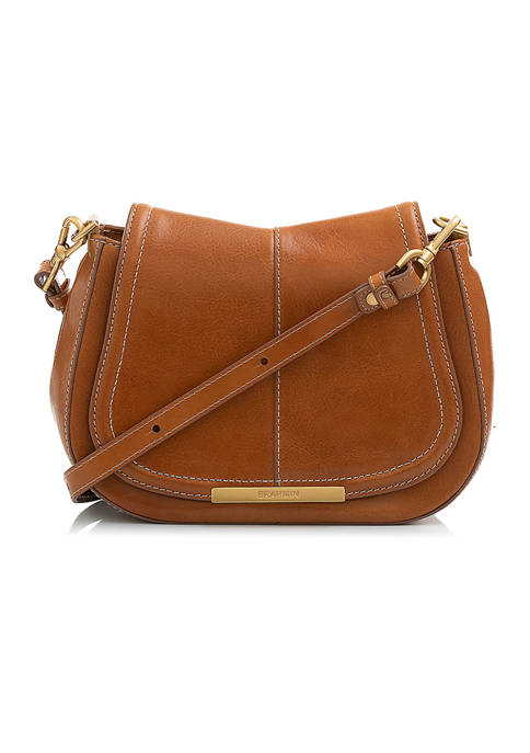 Brahmin Small Nadine Saddle Bag