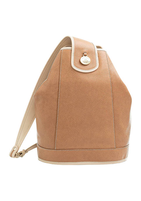 Brahmin Allie Slingback Backpack