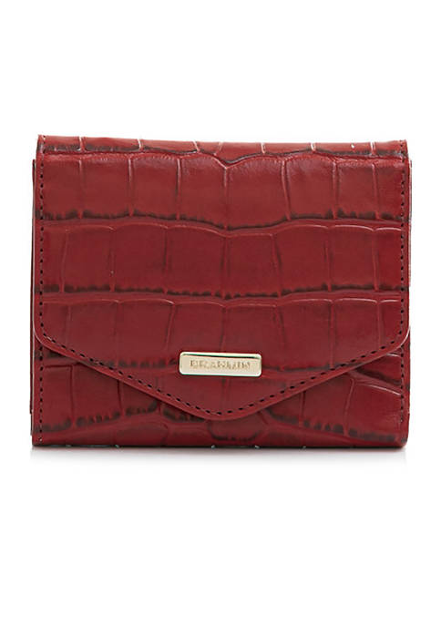 Brahmin Small Veronica Wallet