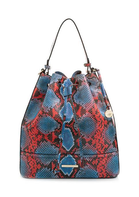 Brahmin Marlowe Bucket Shoulder Bag
