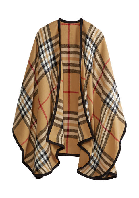 Womens Exploded Fraas Plaid Cardigan
