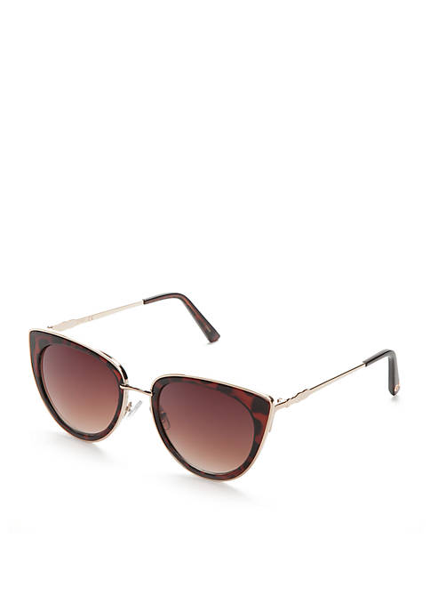 Jessica Simpson Cateye Sunglasses