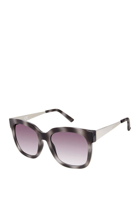 New Directions® Square Sunglasses