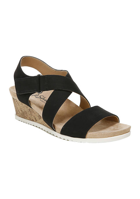 LifeStride Sincere Strappy Sandals