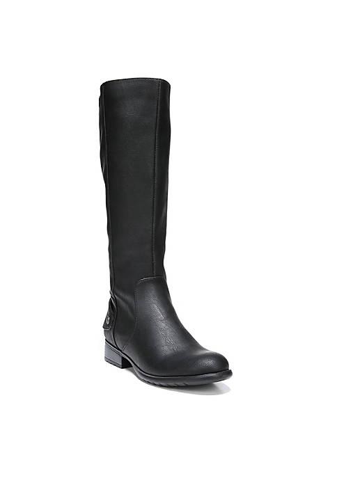 Xandy Wide Calf Boot