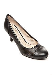 Paxton Perforated Dress Shoe